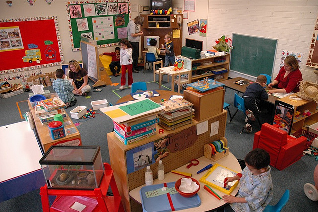 Classroom Design For Special Needs ~ How the layout of your classroom affects learning
