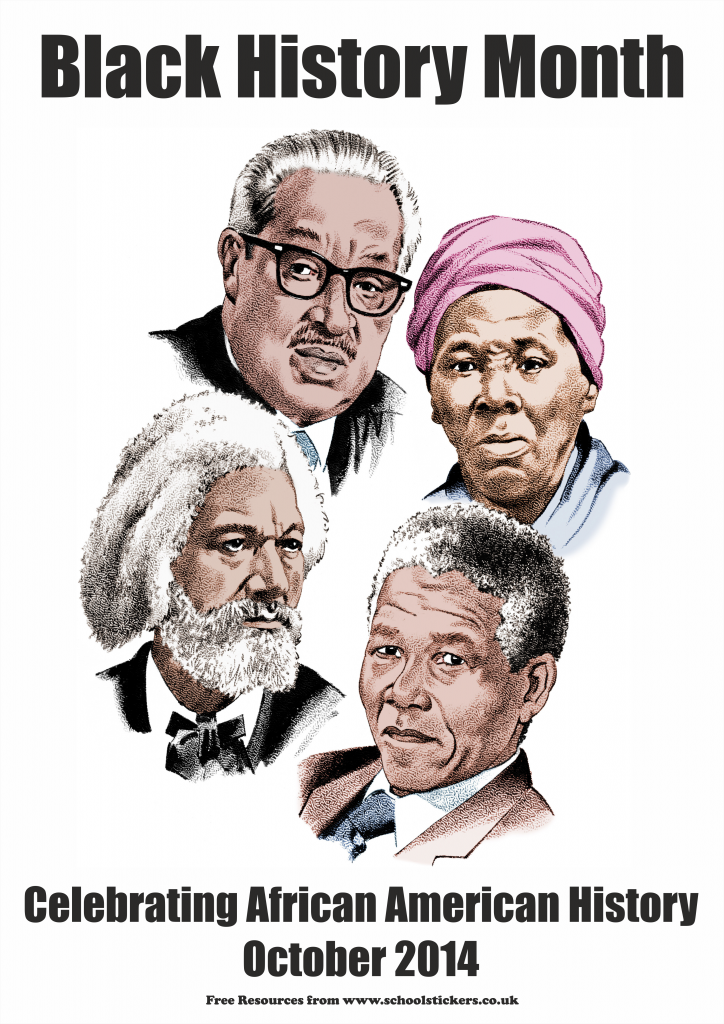 free black history month 2014 poster
