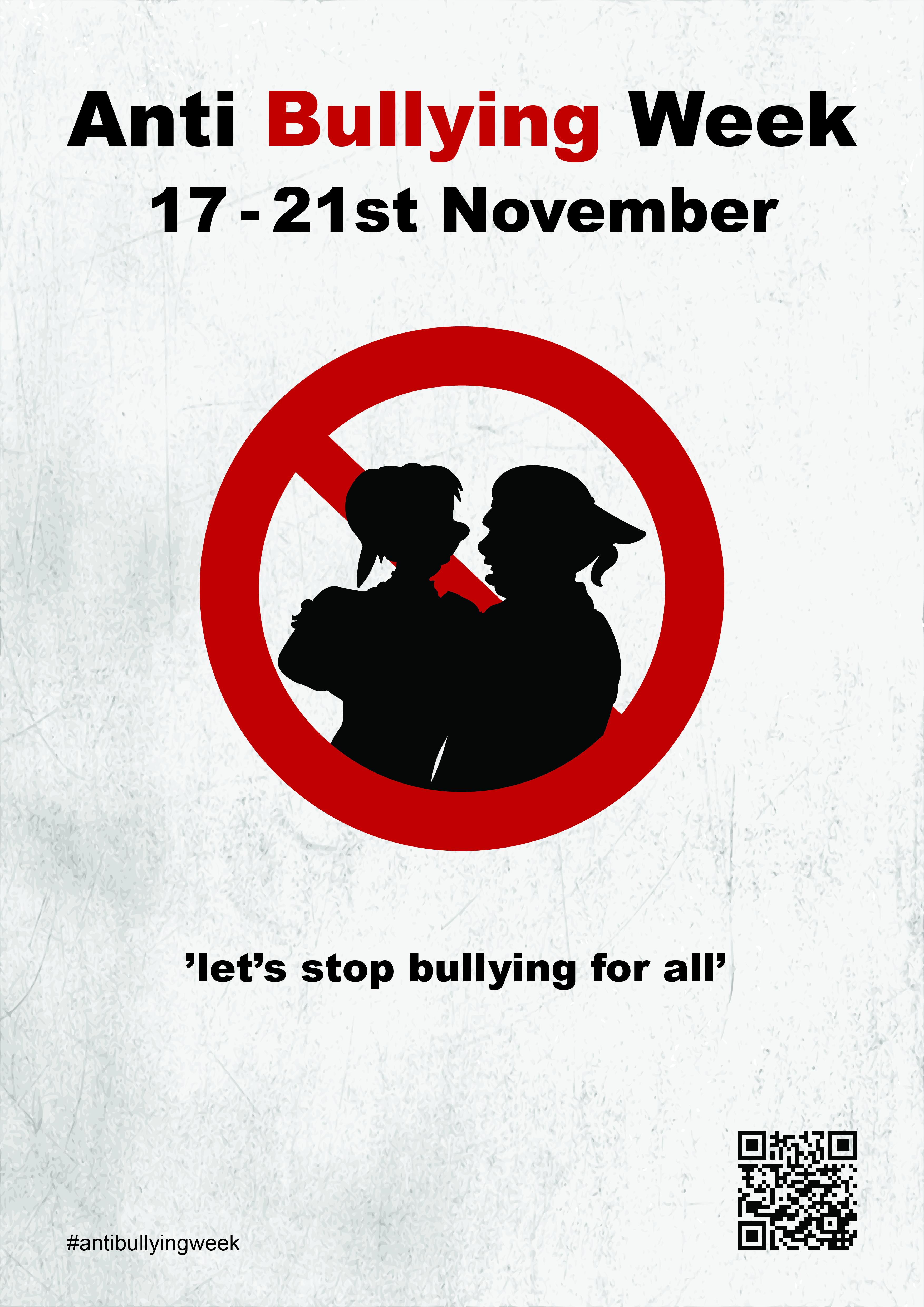 Anti Bullying Week 2014 Schoolstickers