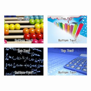 Maths Pick & Mix Postcards