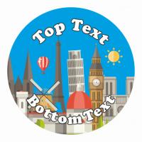 MFL Customised Sticker