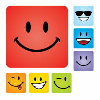 Square Smileys