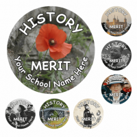 History Snapshot Stickers