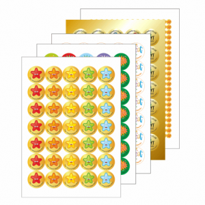 Sticker award pack