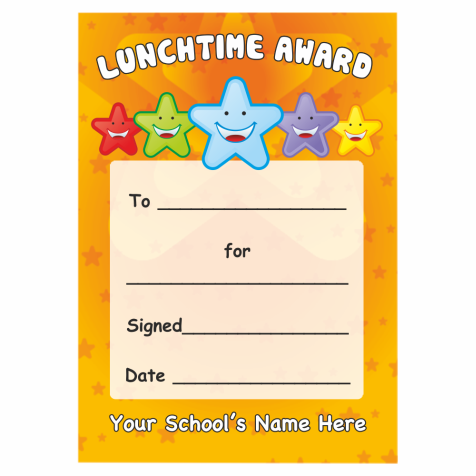 5 of The Best Certificates for Teachers | SchoolStickers