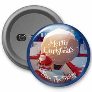 Merry Christmas Badges  £6.95