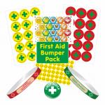 First aid bumper pack