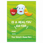 Healthy eater certificate