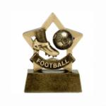 football star trophy