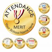 attendance merit