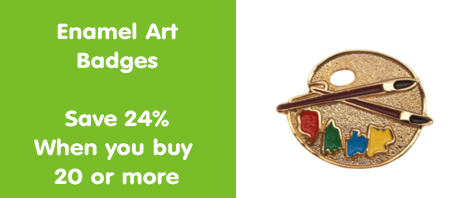 View All Art Badges