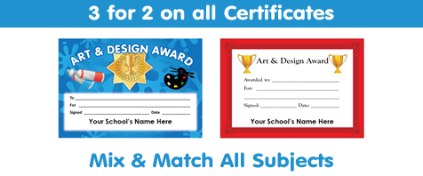 View All Art Certificates