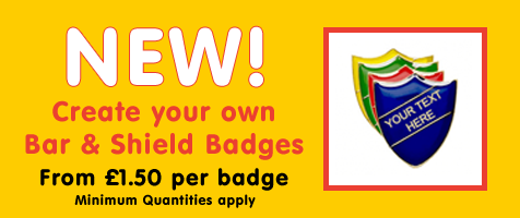 Create Your Own Shield & Bar Badges