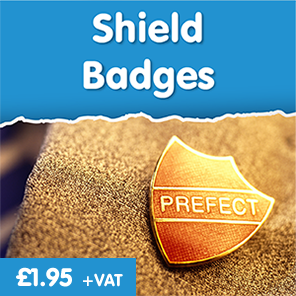 Order your Shield Badges
