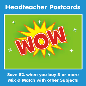 Order your Headteacher Postcards