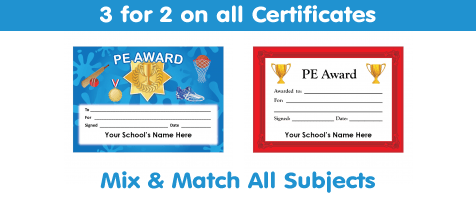 View All PE Certificates