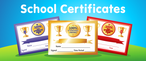 Shop All Certificates