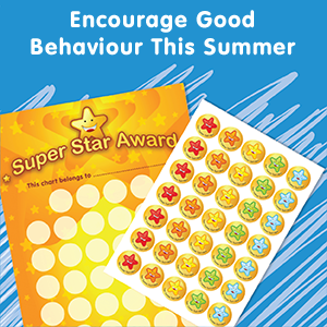 Order your Summer Reward Charts