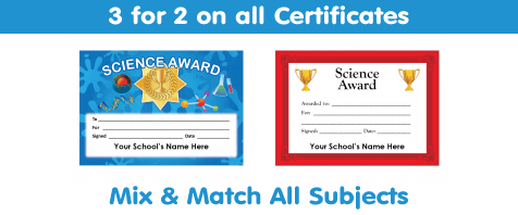 View All Science Certificates