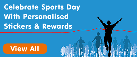 Sports Day Stickers & Rewards