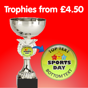 Sports Day Cups and Trophies