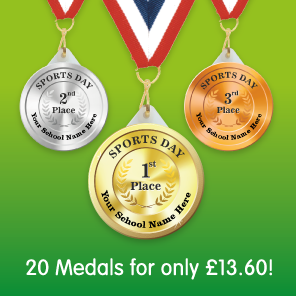 Sports Day Medals