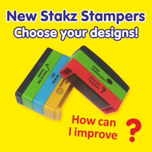 New Stakz Stampers - Choose your designs!