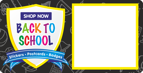 Back To School Stickers and Rewards